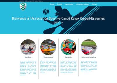 ASCE Canoé Kayak