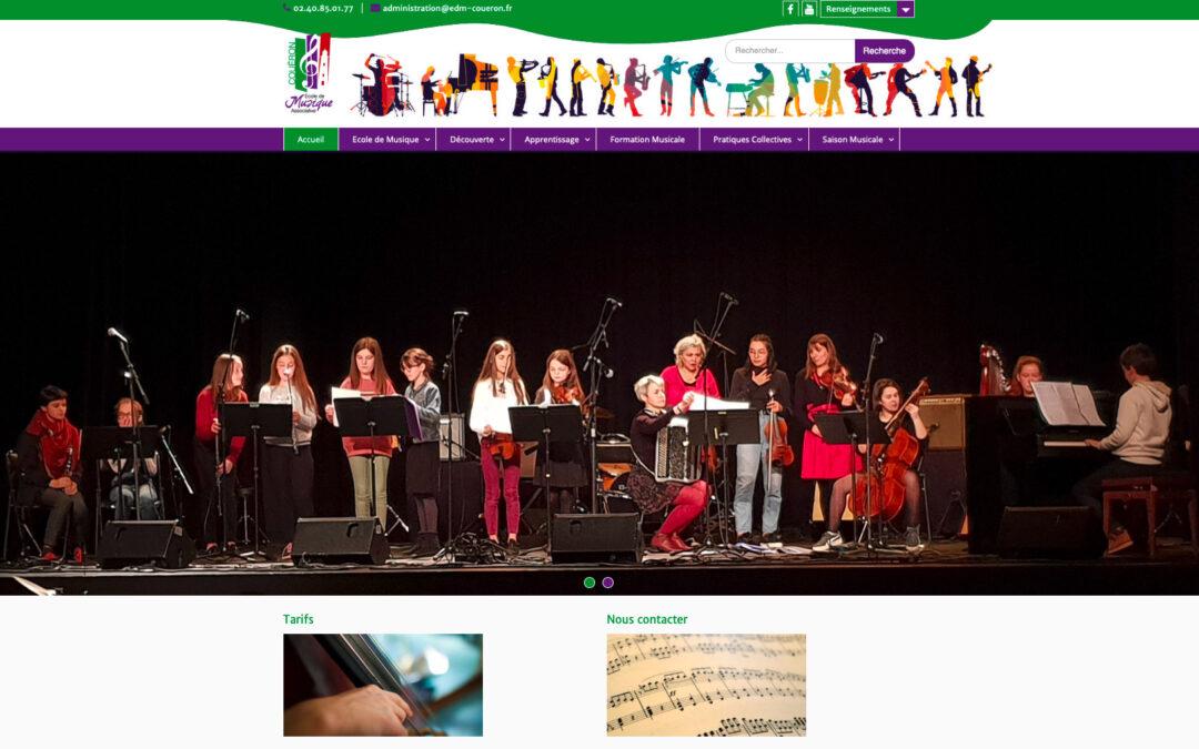 Ecole de musique Couëron